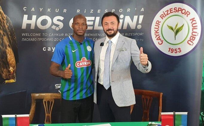 Rizespor, İtalya'dan transfer yaptı!