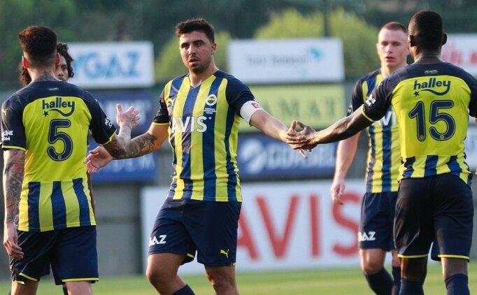 Fenerbahçe, Kasımpaşa'yı farklı yendi