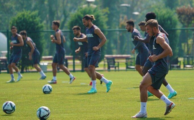Trabzonspor'da genç oyuncu sakatlandı