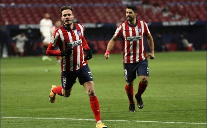 Saul: 'Beni Atletico'dan şutluyorlar'