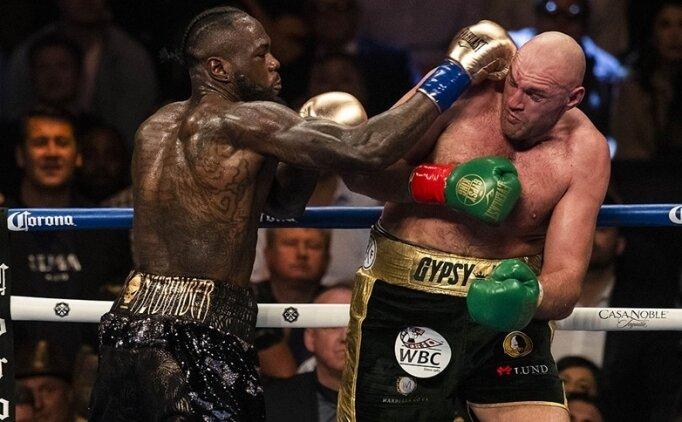 Fury ile Wilder arasındaki üçüncü maçın tarihi belli oldu