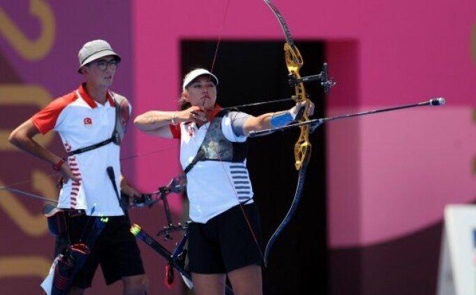 Mete ve Yasemin Ecem olimpiyatlarda 4. oldu