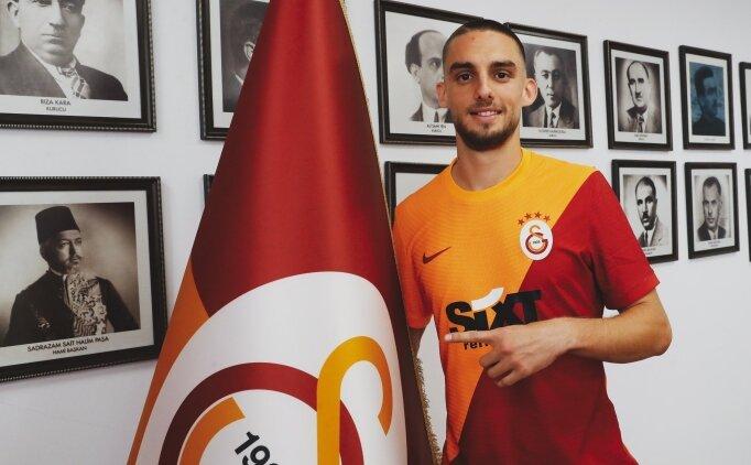 Berkan Kutlu: 'Türkiye'nin en büyük kulübündeyim'