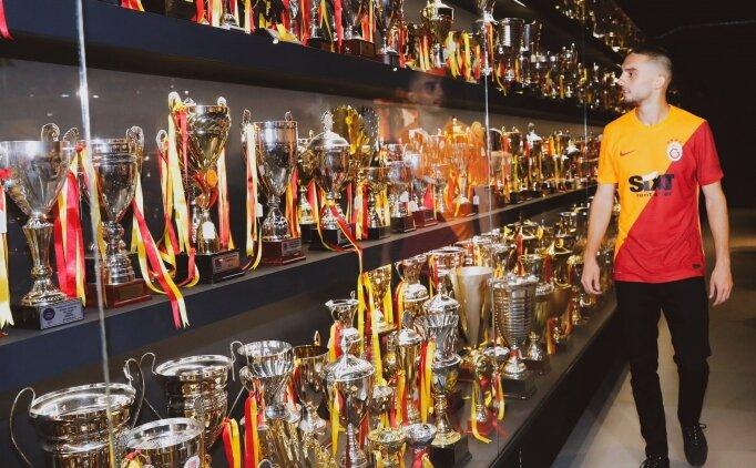 Galatasaray'da Hakan Balta'dan sonra bir ilk