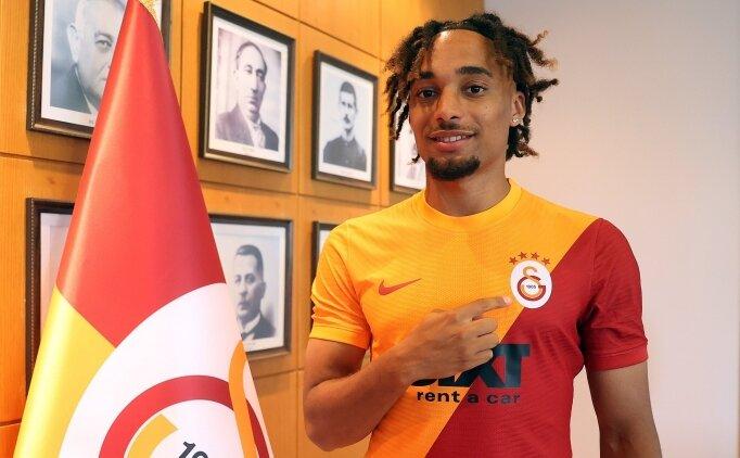 Sacha Boey: 'Galatasaray'da yeniden doğmuş gibiyim'