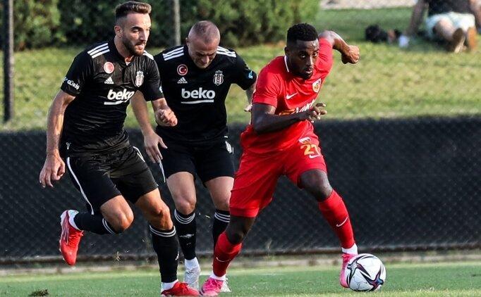 Lionel Carole'den dikkat çeken Beşiktaş maçı paylaşımı