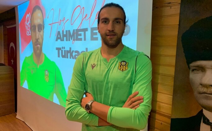 Yeni Malatyaspor'dan kaleci takviyesi