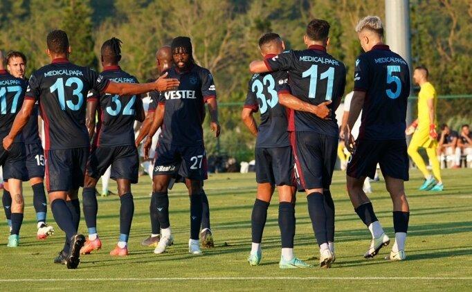 Trabzonspor, Gervinho ile kazandı