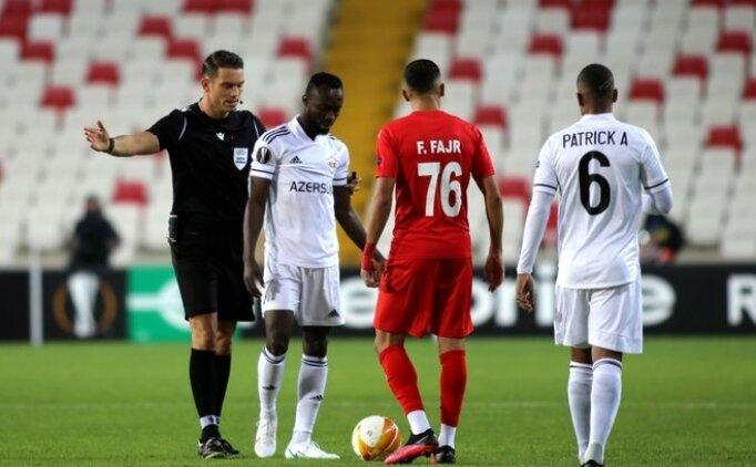 Galatasaray'ın St. Johnstone maçına İsviçreli hakem