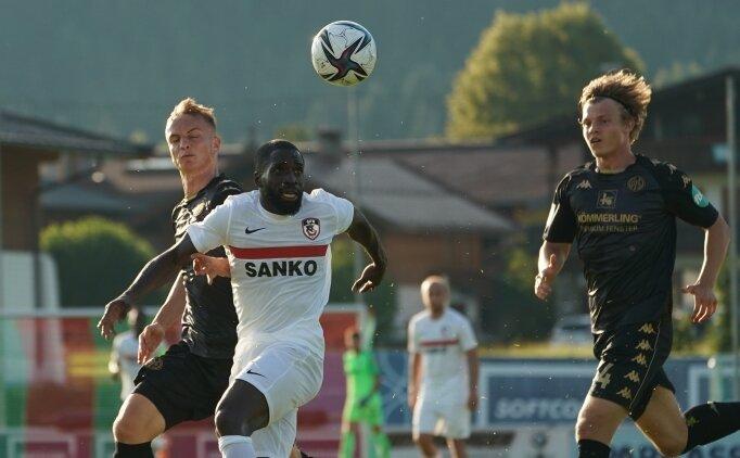 Gaziantep FK, Mainz'a mağlup oldu