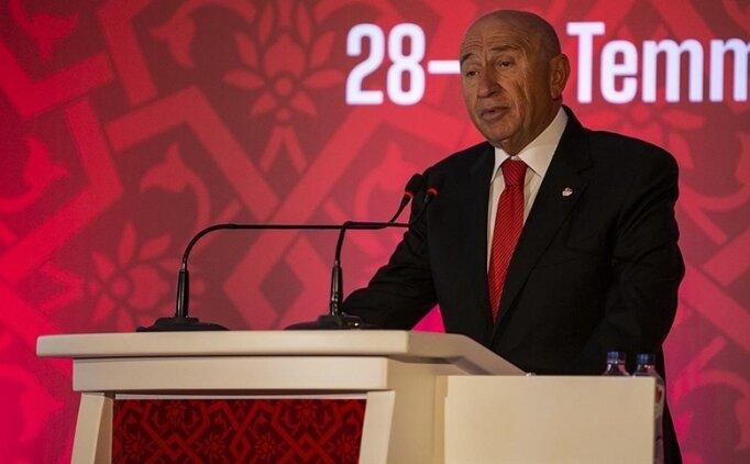 Nihat Özdemir'den yabancı sınırı ve yayın ihalesi açıklaması