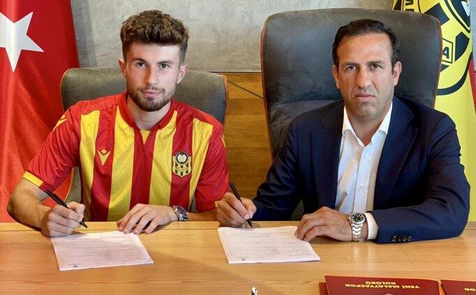 Yeni Malatyaspor, Mert Miraç'ı transfer etti