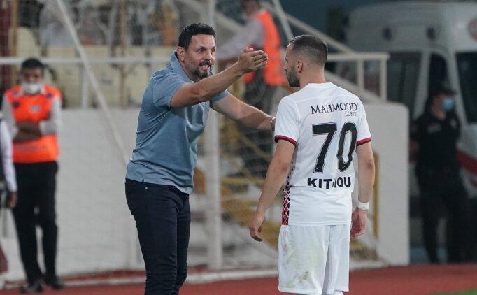 Gaziantep FK'nın konuğu Antalyaspor!