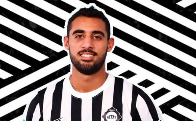 Altay, Mısır'dan golcü ithal etti