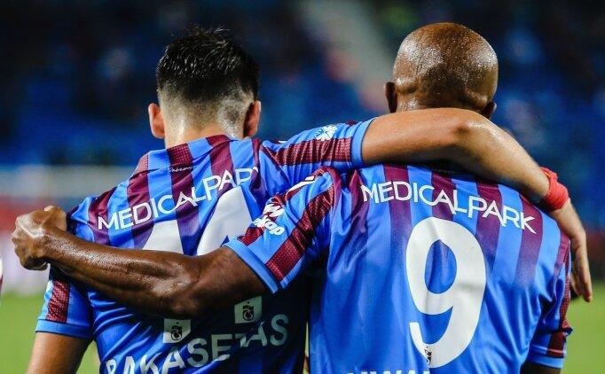 Trabzonspor'un muhteşem ikilisi fark yaratıyor!