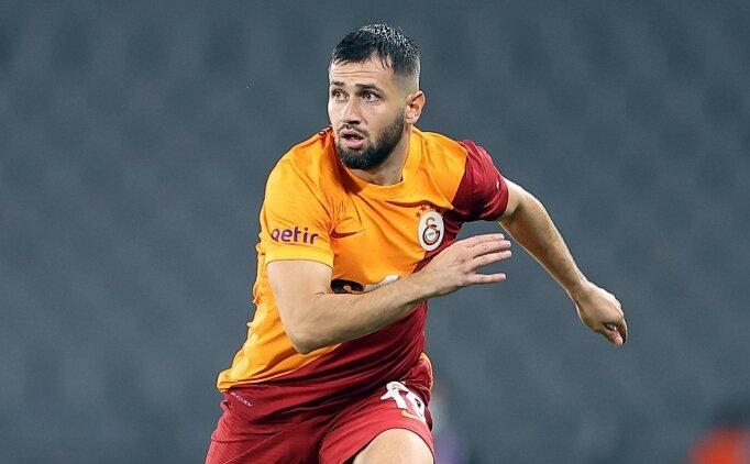 Galatasaray'da üç futbolcuya tepki