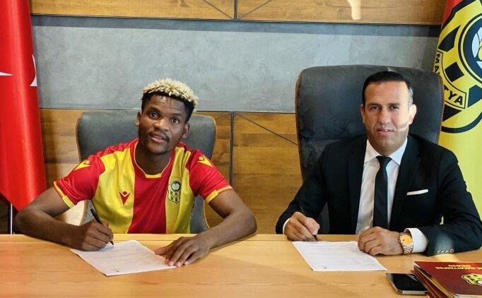 Yeni Malatyaspor, Didier Ndong'u kiraladı