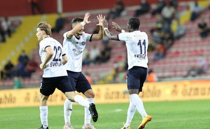 Adana Demirspor, ilk galibiyetini Konya'ya karşı almak istiyor