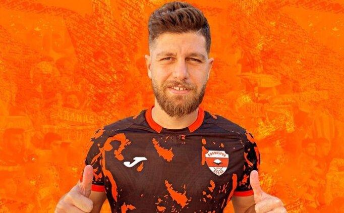 Adanaspor'da transfer: Cem Özdemir