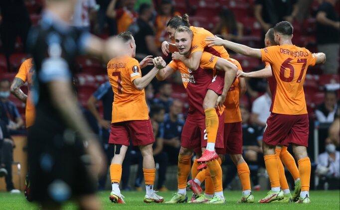 Galatasaray, 9 maçtır yenilmiyor!