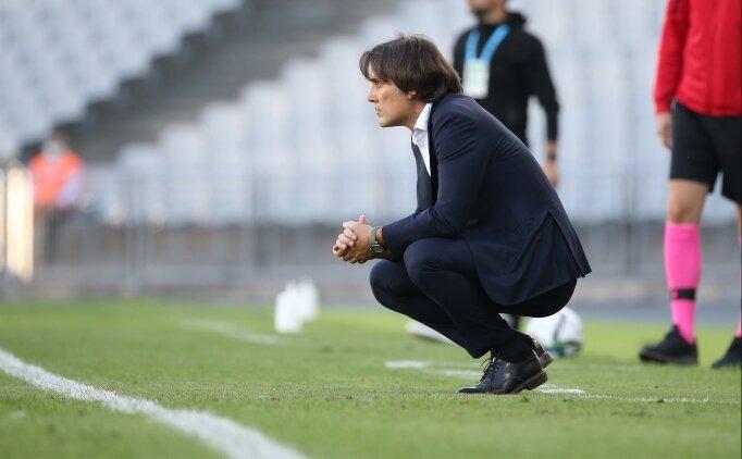 Vincenzo Montella: 'Buraya çalışmaya geldik!'