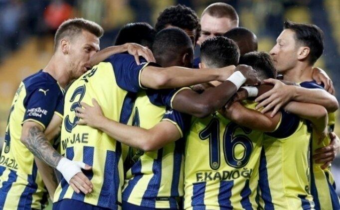 İlk yarı yorumları: Fenerbahçe 1-0 Giresunspor
