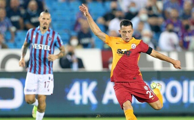 Morutan, Galatasaray'da parlıyor