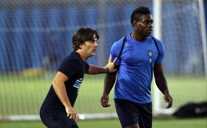 Vincenzo Montella: 'Balotelli transferi İtalya'da ses getirdi'