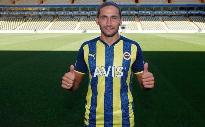 Miguel Crespo: 'Fenerbahçe'de olduğum için gururluyum'