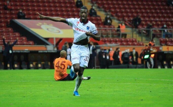 Trabzonspor'da Edgar'a yeni sözleşme
