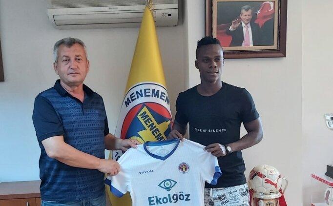 Menemenspor'da kadro dışı kararı!