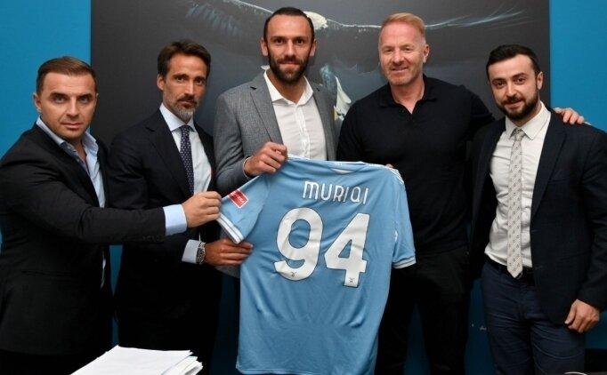 Lazio'da skandal: 'Muriqi transferi üstünden komisyonlar'