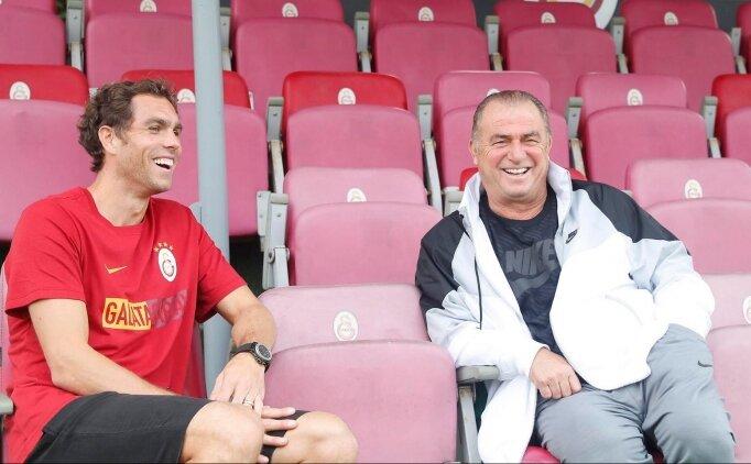Johan Elmander: 'Derbide Galatasaray'a inanıyorum'