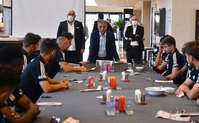 Beşiktaş'ta futbolculara maaş dopingi