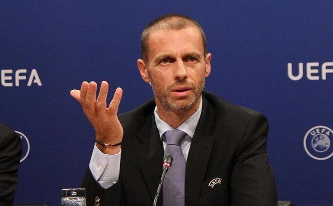 UEFA'dan Real Madrid, Barcelona ve Juventus'a 'Avrupa Süper Ligi' soruşturması