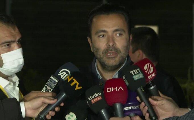Emre Kocadağ: 'Saldırıları İzmir'e mal etmiyoruz'