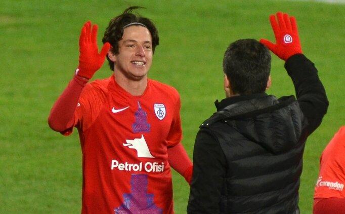 Galatasaray'ın B planı: Enis Destan