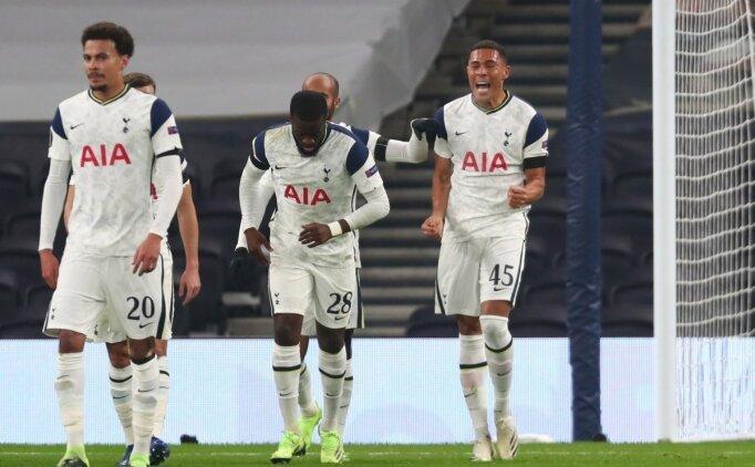 Tottenham, 8. lig ekibine gol yağdırdı