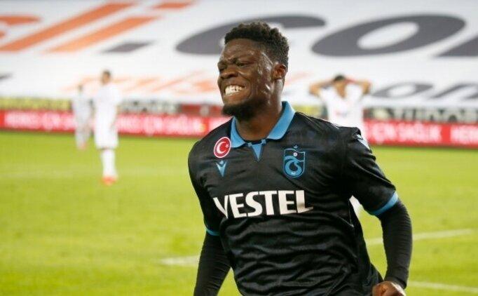 Trabzonspor'un süper kahramanı: Caleb Ekuban!
