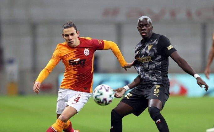 Göztepe maçı öncesi Galatasaray'da son durum
