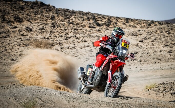 Dakar Rallisi'nin sekizinci etap sonuçları belli oldu