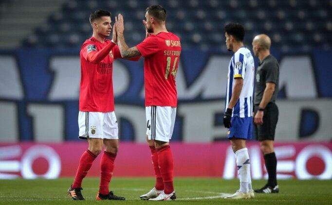 Benfica'da 17 kişide Kovid-19 tespit edildi