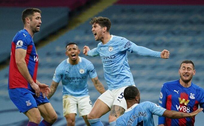 City, Crystal Palace'a patlama yaptı!