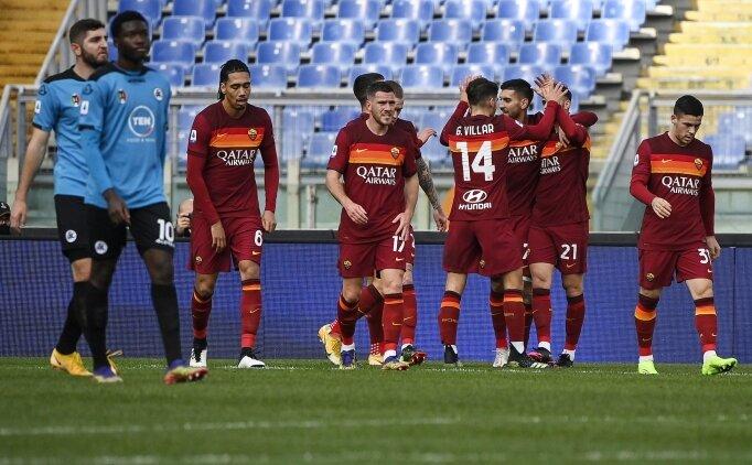 Roma kaybın kıyısından döndü: 4-3!
