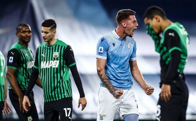Lazio geriye düştü ama pes etmedi!