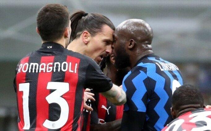 Lukaku'dan Zlatan'a: 'Milano'nun kralı belli'