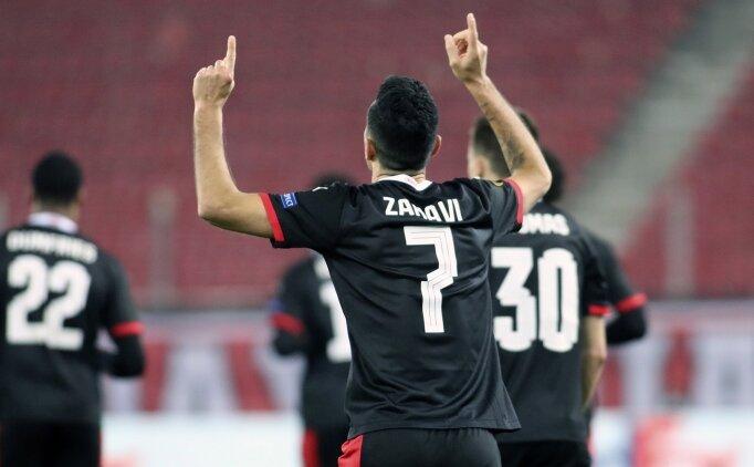 Eran Zahavi, PSV'de tarih yazıyor!