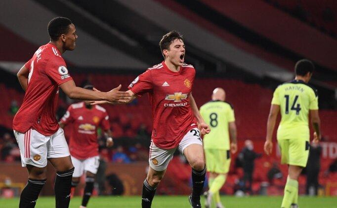 Manchester United, 2 hafta sonra 3 golle nefes aldı