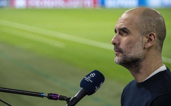 Guardiola: 'Bayern'i izledim, favori biz değiliz'