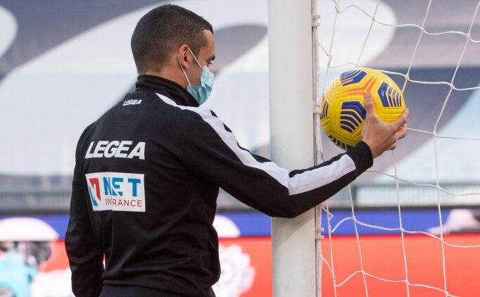 Serie A'da Lazio-Torino maçı oynanamadı